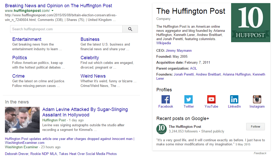 How To Make Your WordPress Look Like The Huffington Post