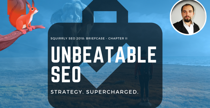 unbeatable seo strategy with squirrly for wordpress