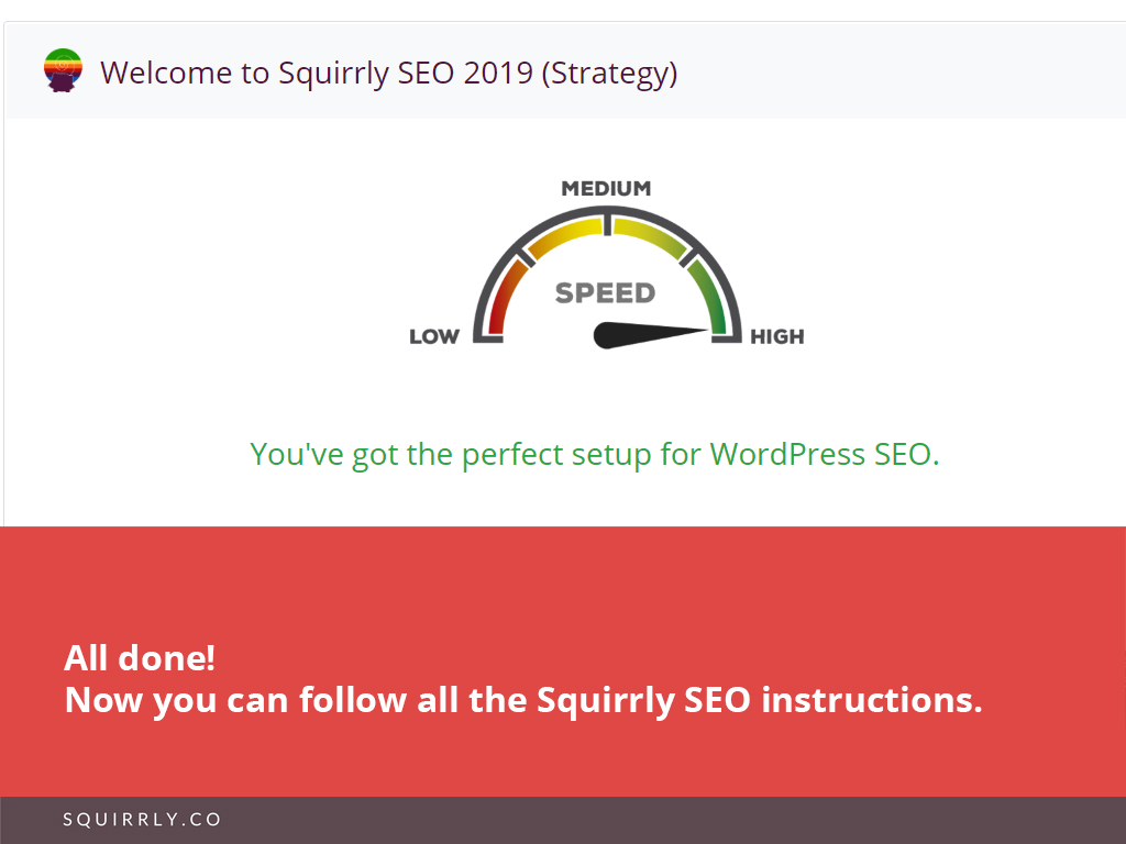 Install Squirrly SEO 9